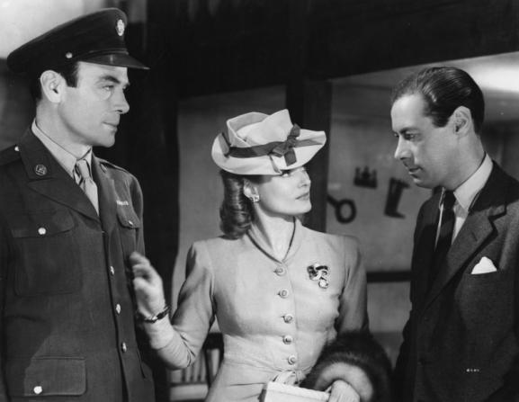 Anna Neagle, Rex Harrison, Dean Jagger