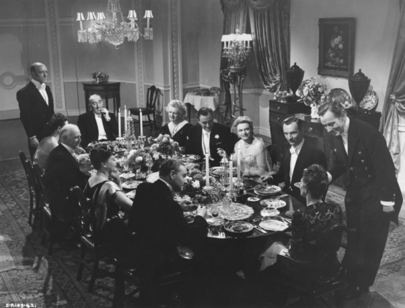 Michael Wilding, Anna Neagle, Tom Walls, Peter Graves, Marjorie Fielding, Nicholas Phipps