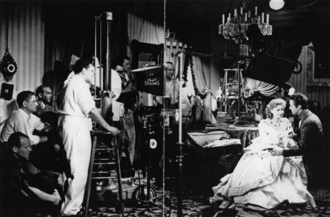 George Cukor, Greta Garbo, Robert Taylor