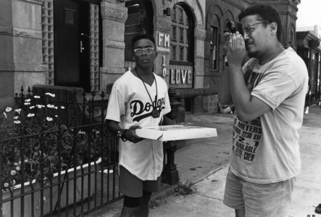 Spike Lee, Ernest Dickerson