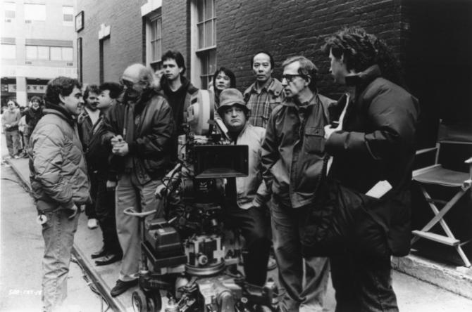 Woody Allen, Carlo Di Palma