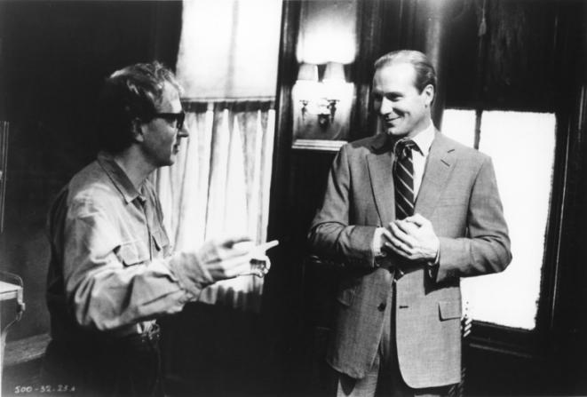 Woody Allen, William Hurt