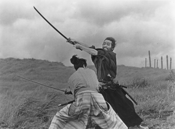 Tatsuya Nakadai, Tetsurô Tanba