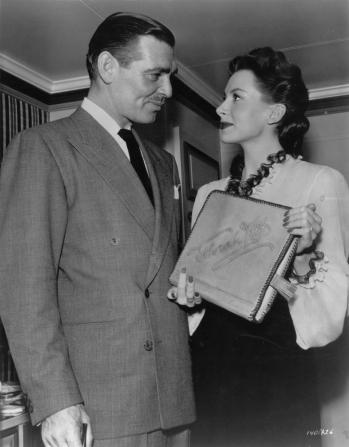 Clark Gable, Deborah Kerr