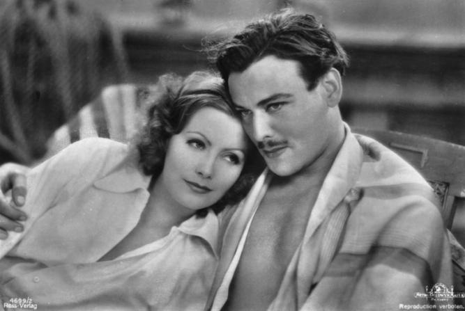 Greta Garbo, Nils Asther