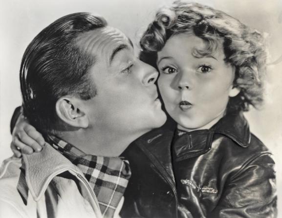 Shirley Temple, James Dunn
