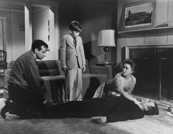 Walter Matthau, Christopher Olsen, Barbara Rush, James Mason