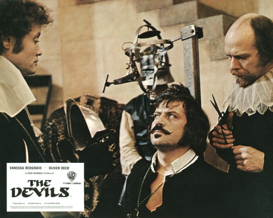 Dudley Sutton, Oliver Reed