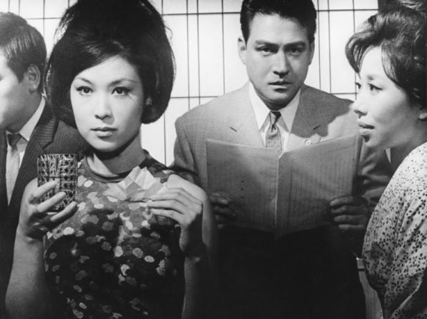 Ayako Wakao, Kyoko Kishida