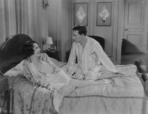 Dorothy Sebastian, Buster Keaton