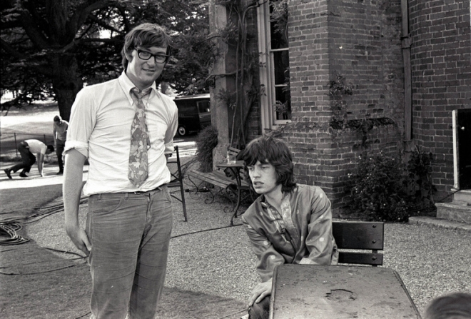 Mick Jagger, John Birt