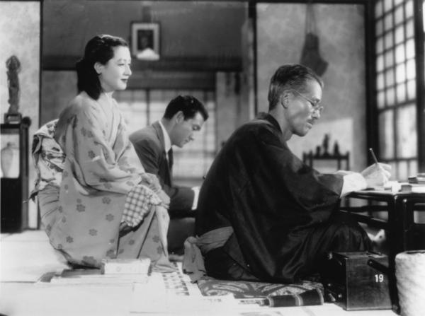 Setsuko Hara, Junya Usami, Chishu Ryu