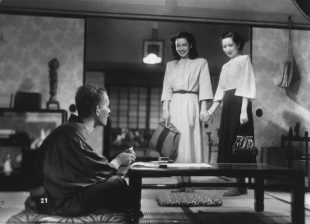 Chishu Ryu, Setsuko Hara