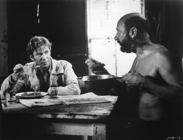 Gary Bond, Donald Pleasence
