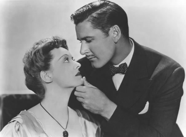 Bette Davis, Errol Flynn