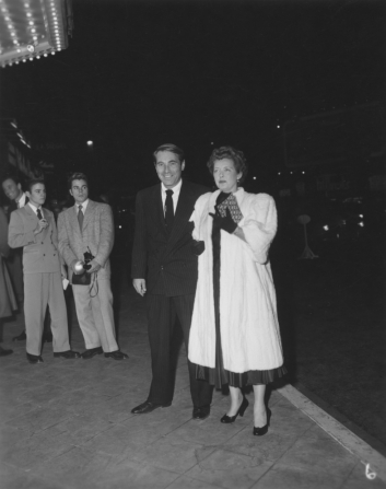 Bette Davis, Gary Merrill