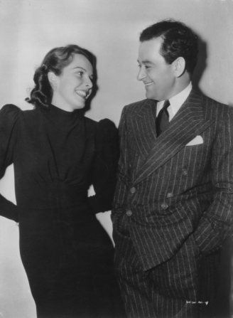 William Wyler, Margaret Tallichet