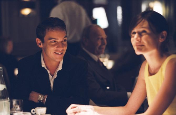Jonathan Rhys Meyers, Emily Mortimer