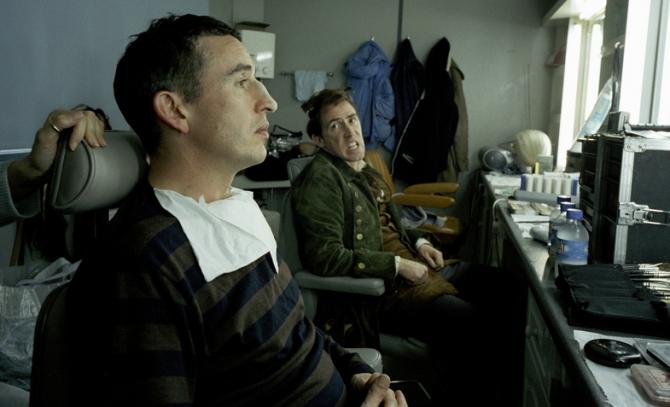 Steve Coogan, Rob Brydon