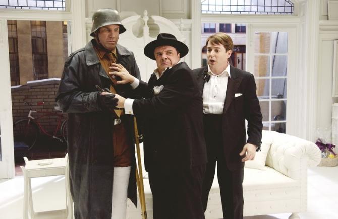Will Ferrell, Nathan Lane, Matthew Broderick
