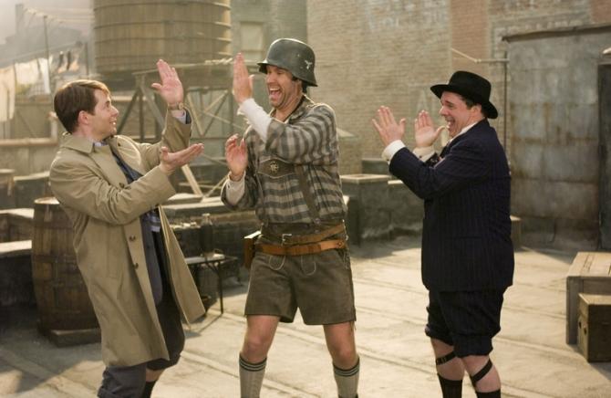 Will Ferrell, Matthew Broderick, Nathan Lane