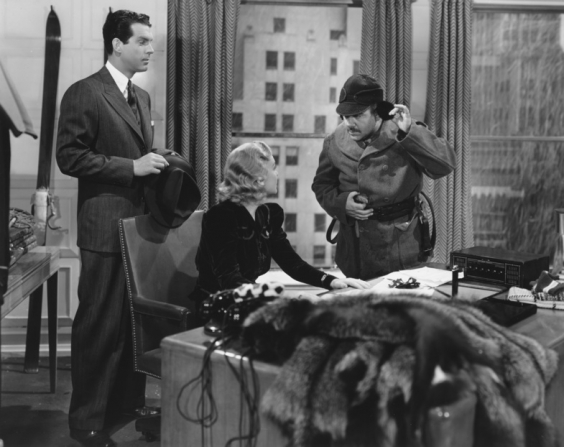 Fred MacMurray, Madeleine Carroll