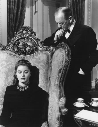 Ingrid Bergman, Reinhold Schünzel
