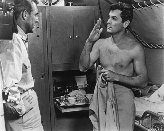 Cary Grant, Tony Curtis