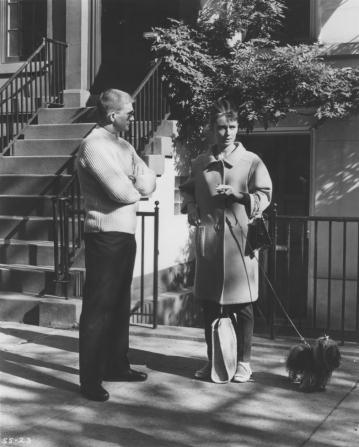 Blake Edwards, Audrey Hepburn