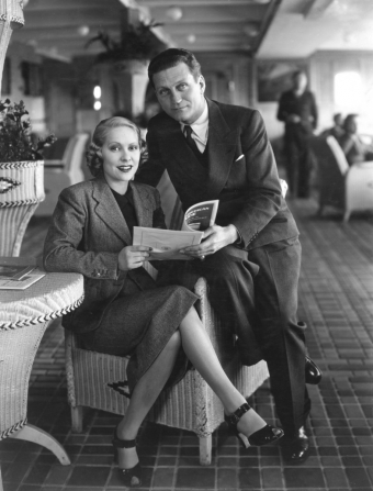 Thornton Freeland, June Clyde