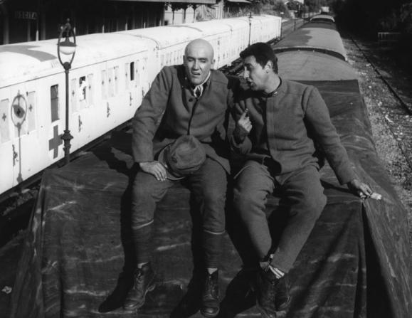 Vittorio Gassman, Alberto Sordi
