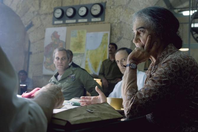 Moshe Ivgi, Ami Weinberg, Lynn Cohen