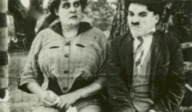 Phyllis Allen, Charles Chaplin