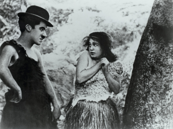Charles Chaplin, Gene Marsh