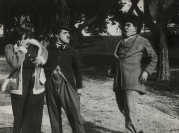Emma Clifton, Charles Chaplin, Ford Sterling