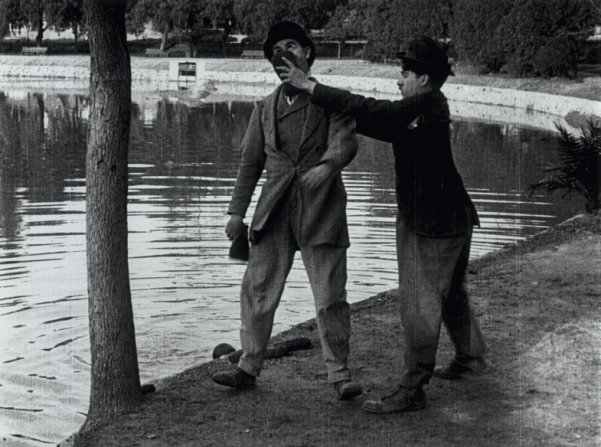 Ford Sterling, Charles Chaplin