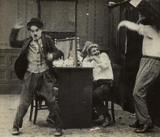 Charles Chaplin, Charlie Murray