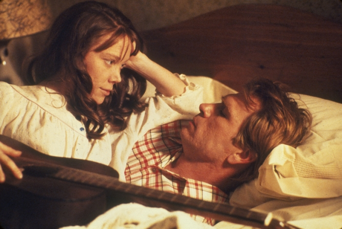 Sissy Spacek, Tommy Lee Jones