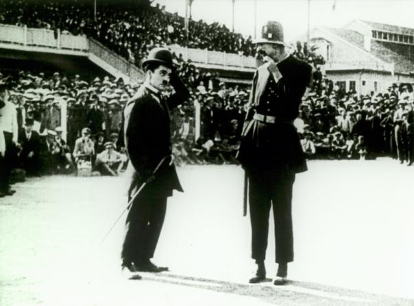 Charles Chaplin, Slim Summerville