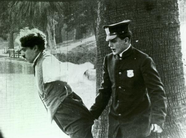 Charles Chaplin, Harry McCoy