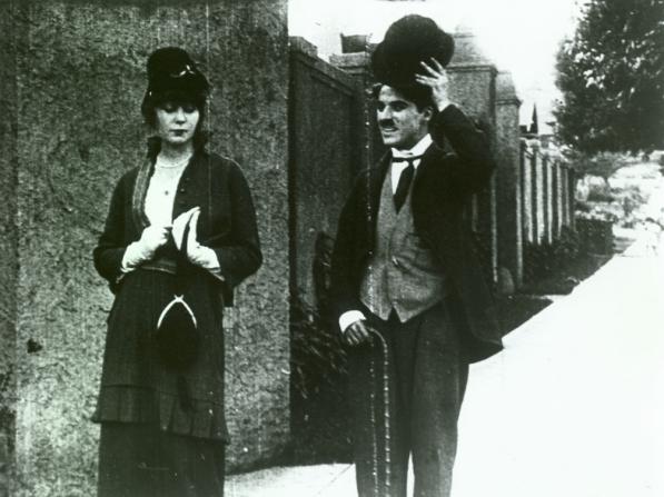 Vivian Edwards, Charles Chaplin