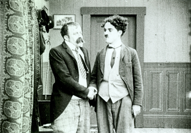 Chester Conklin, Charles Chaplin