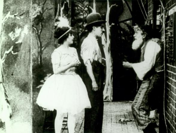 Gene Marsh, Charles Chaplin