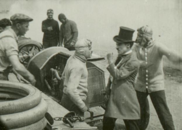 Harry McCoy, Charles Chaplin
