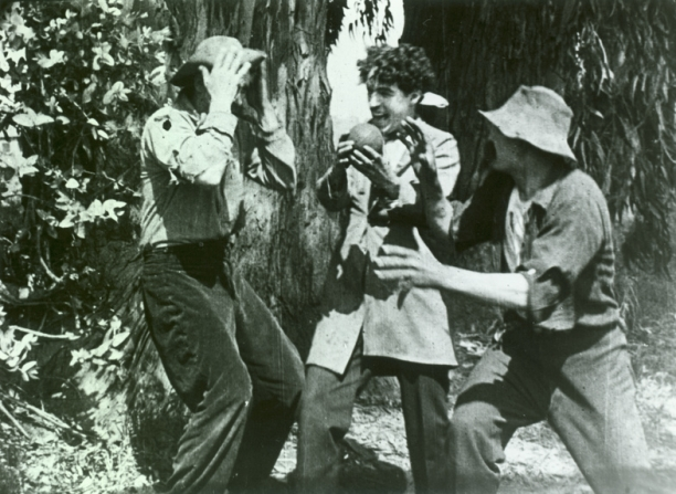 Charles Chaplin, Al St. John, William A. Seiter