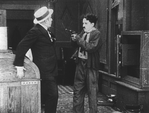 John Francis Dillon, Charles Chaplin