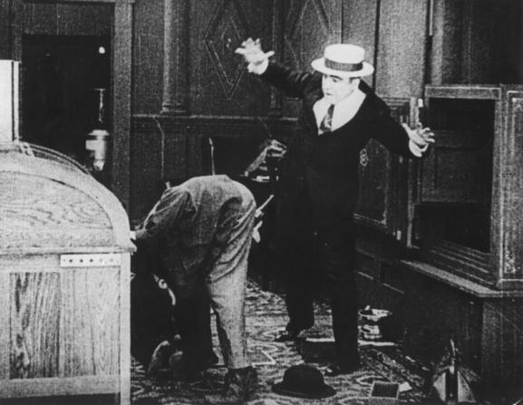 Charles Chaplin, John Francis Dillon