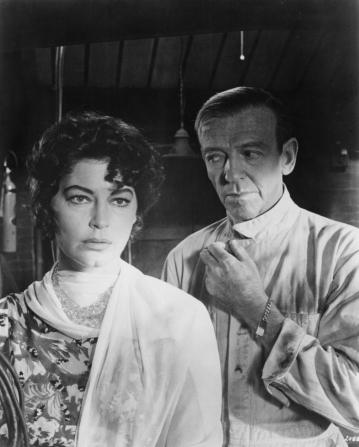 Ava Gardner, Fred Astaire