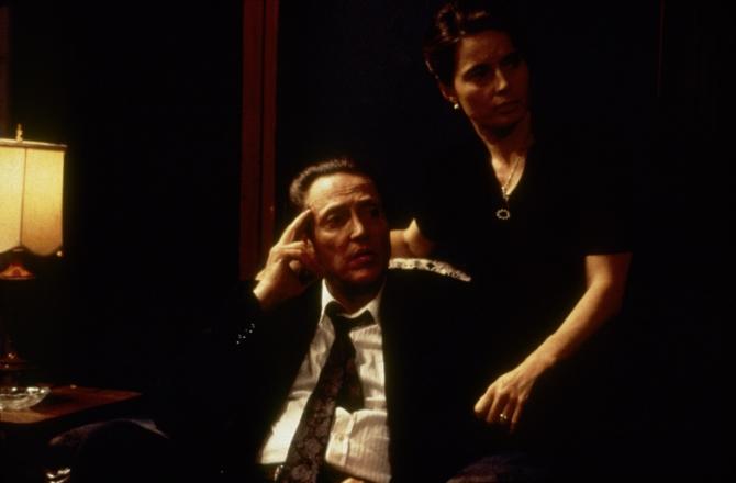 Christopher Walken, Isabella Rossellini