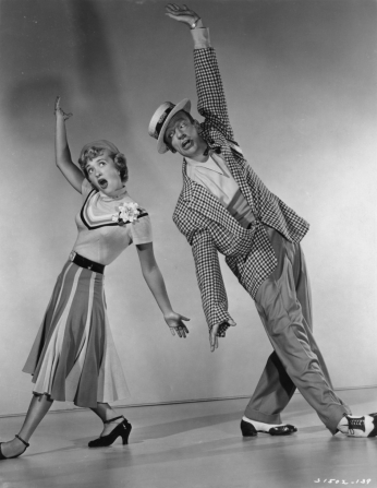 Jane Powell, Fred Astaire
